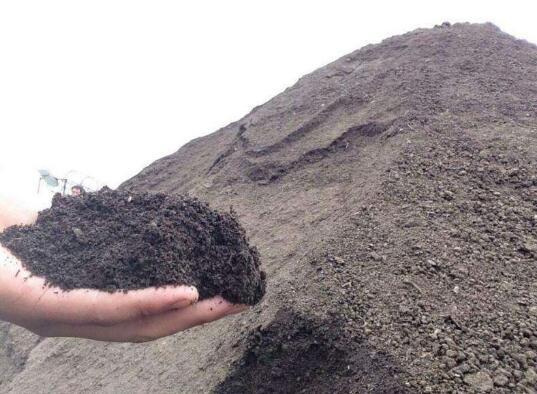 纯羊粪有机肥料